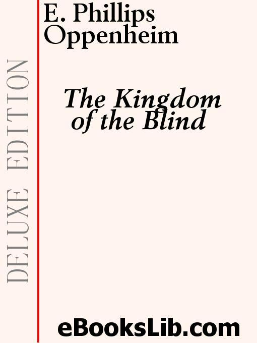 The Kingdom of the Blind EB9781412168700