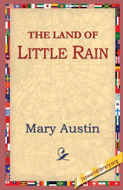 The Land of Little Rain EB9781595407795