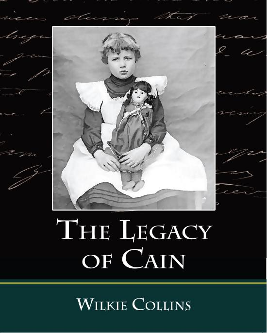 The Legacy of Cain EB9781438544878