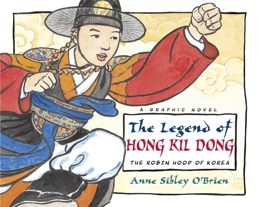 The Legend of Hong Kil Dong EB9781607340447