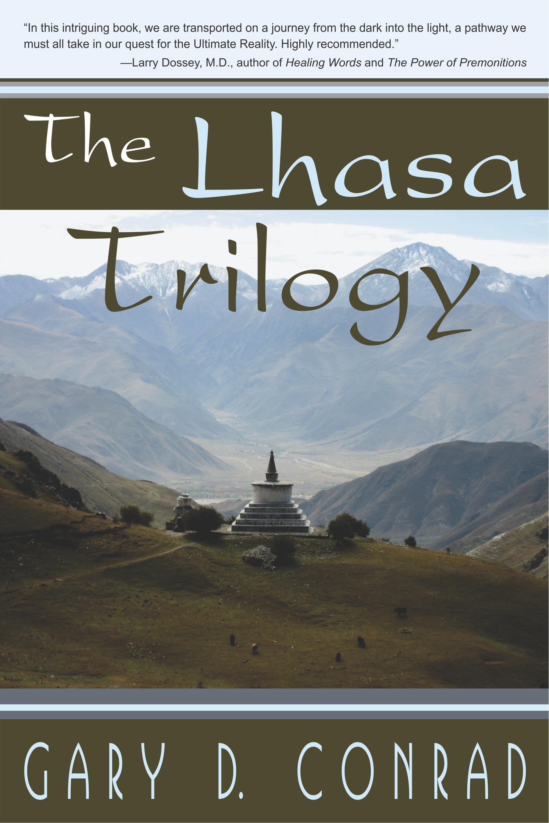 The Lhasa Trilogy EB9781568251226