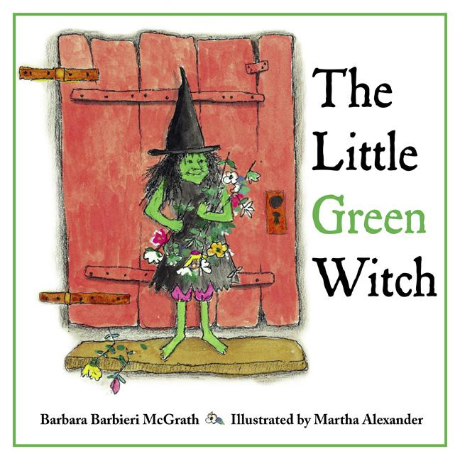 The Little Green Witch EB9781607340669