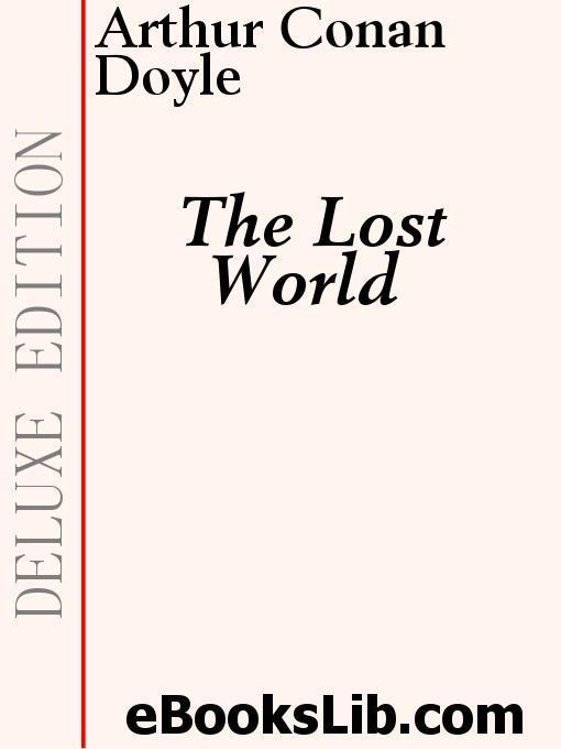 The Lost World EB9781554436576