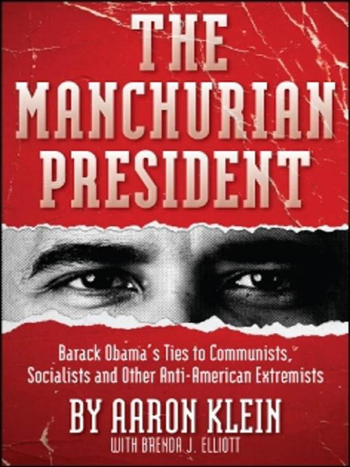 The Manchurian President EB9781935071389