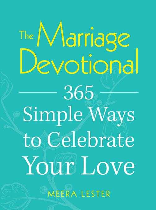 The Marriage Devotional EB9781440508592