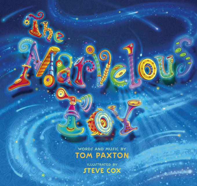 The Marvelous Toy EB9781607343530