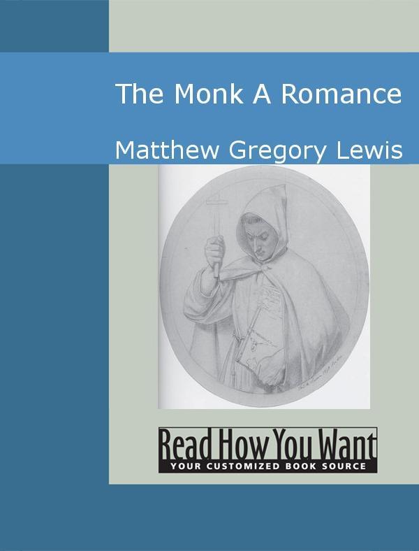 The Monk: A Romance EB9781442938199