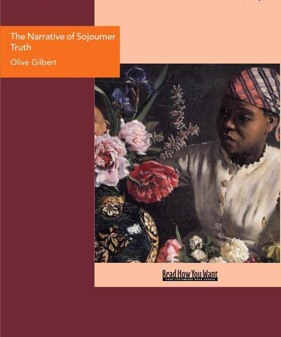 The Narrative of Sojourner Truth EB9781458703095
