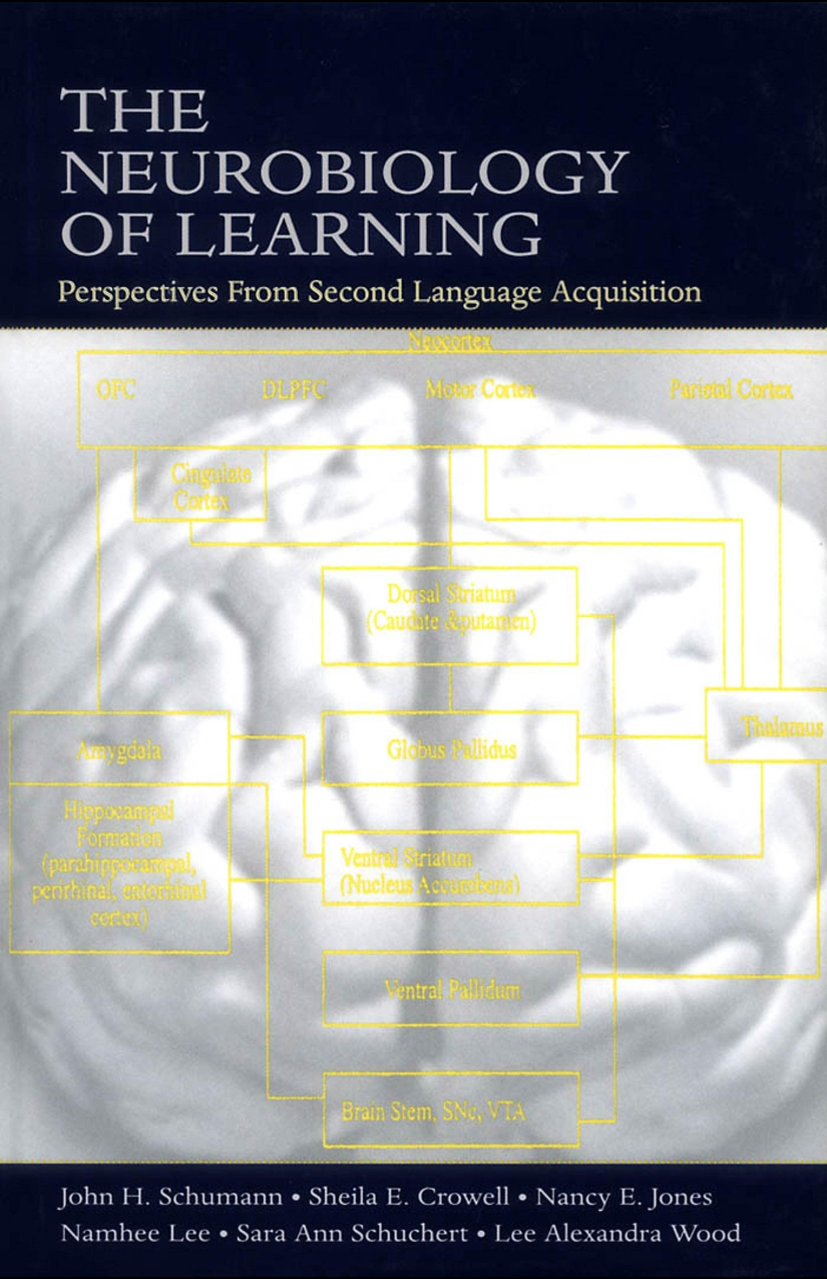 The Neurobiology of Learning: Perspectives From Second Language Acquisition EB9781410610324