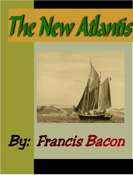 The New Atlantis EB9781932681161