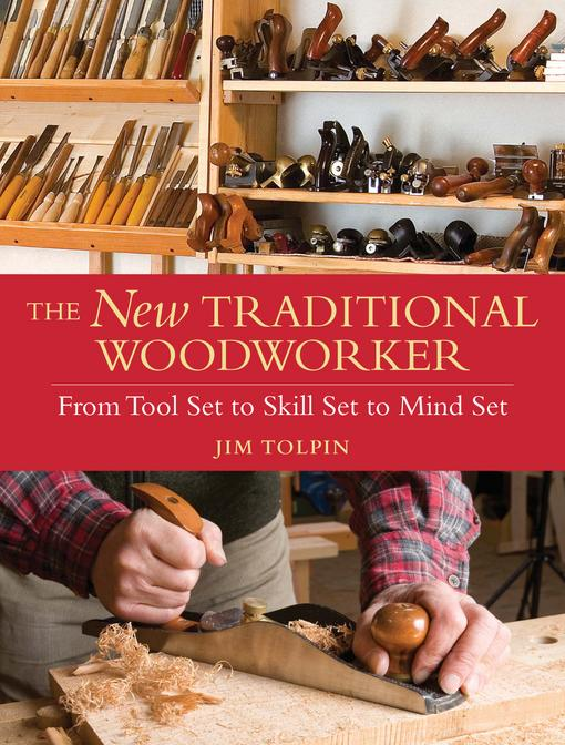 The New Traditional Woodworker EB9781440315060