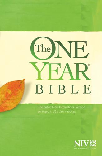 The One Year Bible NIV EB9781414371818
