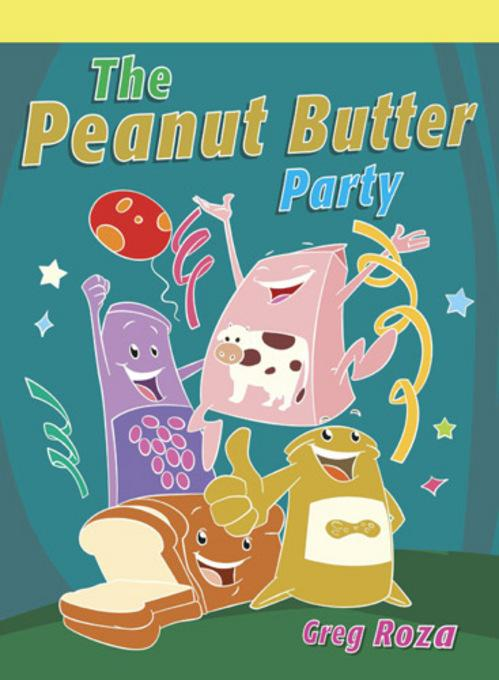 The Peanut Butter Party EB9781448835164