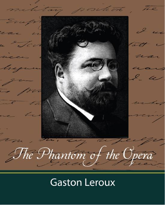 The Phantom of the Opera EB9781438554143