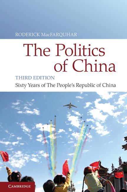 The Politics of China EB9781139119146