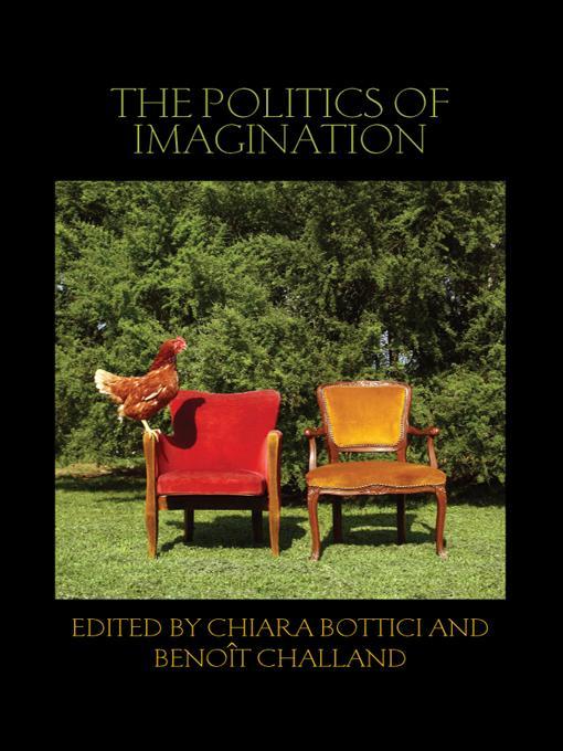 The Politics of Imagination EB9781136719677