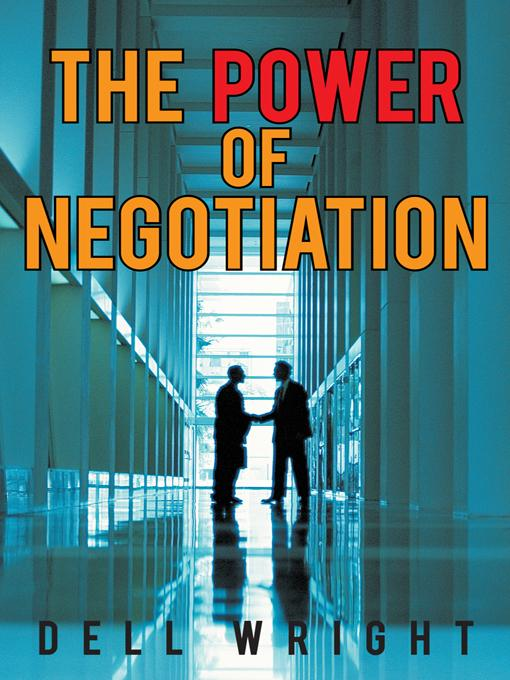 The Power of Negotiation EB9781469781914