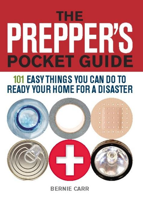 The Prepper's Pocket Guide: 101 Easy Things You Can Do to Ready Your Home for a Disaster EB9781569759646