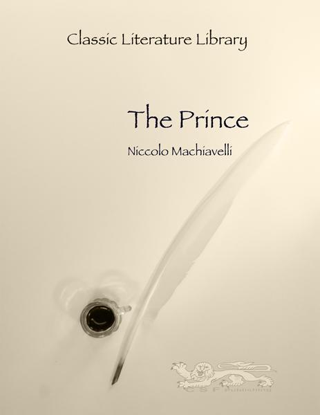 The Prince EB9781937487287