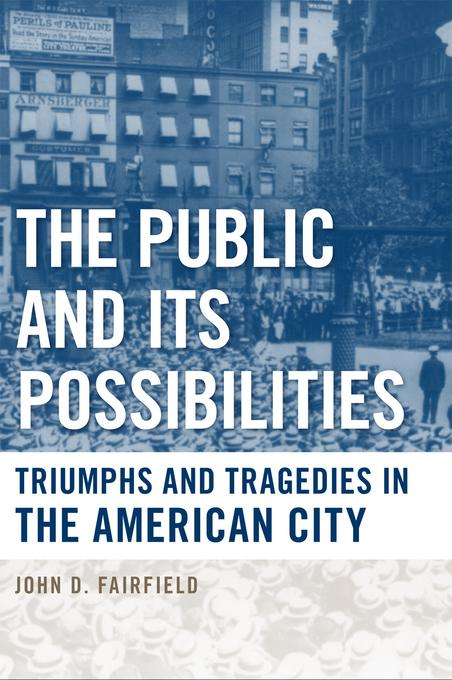 The Public and Its Possibilities: Triumphs and Tragedies in the American City EB9781439902127