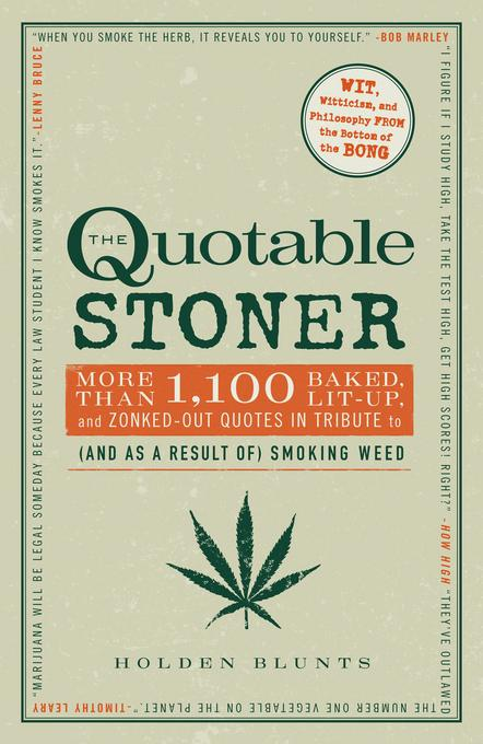 The Quotable Stoner EB9781440527333