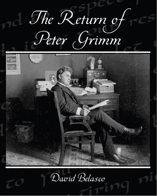 The Return of Peter Grimm EB9781438591513