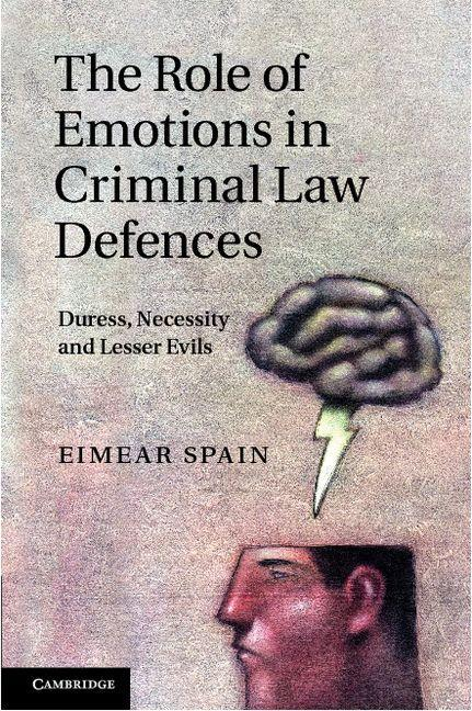 The Role of Emotions in Criminal Law Defences EB9781139181044