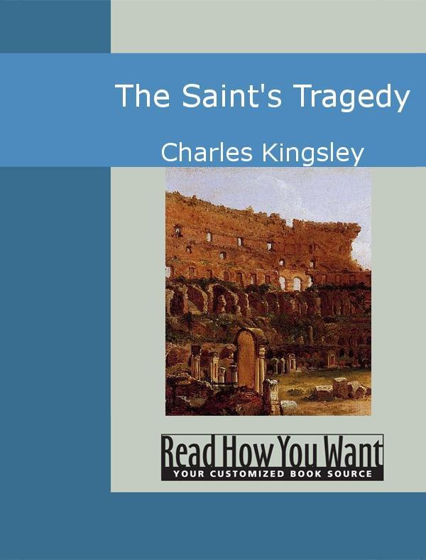 The Saint's Tragedy EB9781442947078