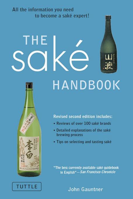 The Sake Handbook EB9781462901548