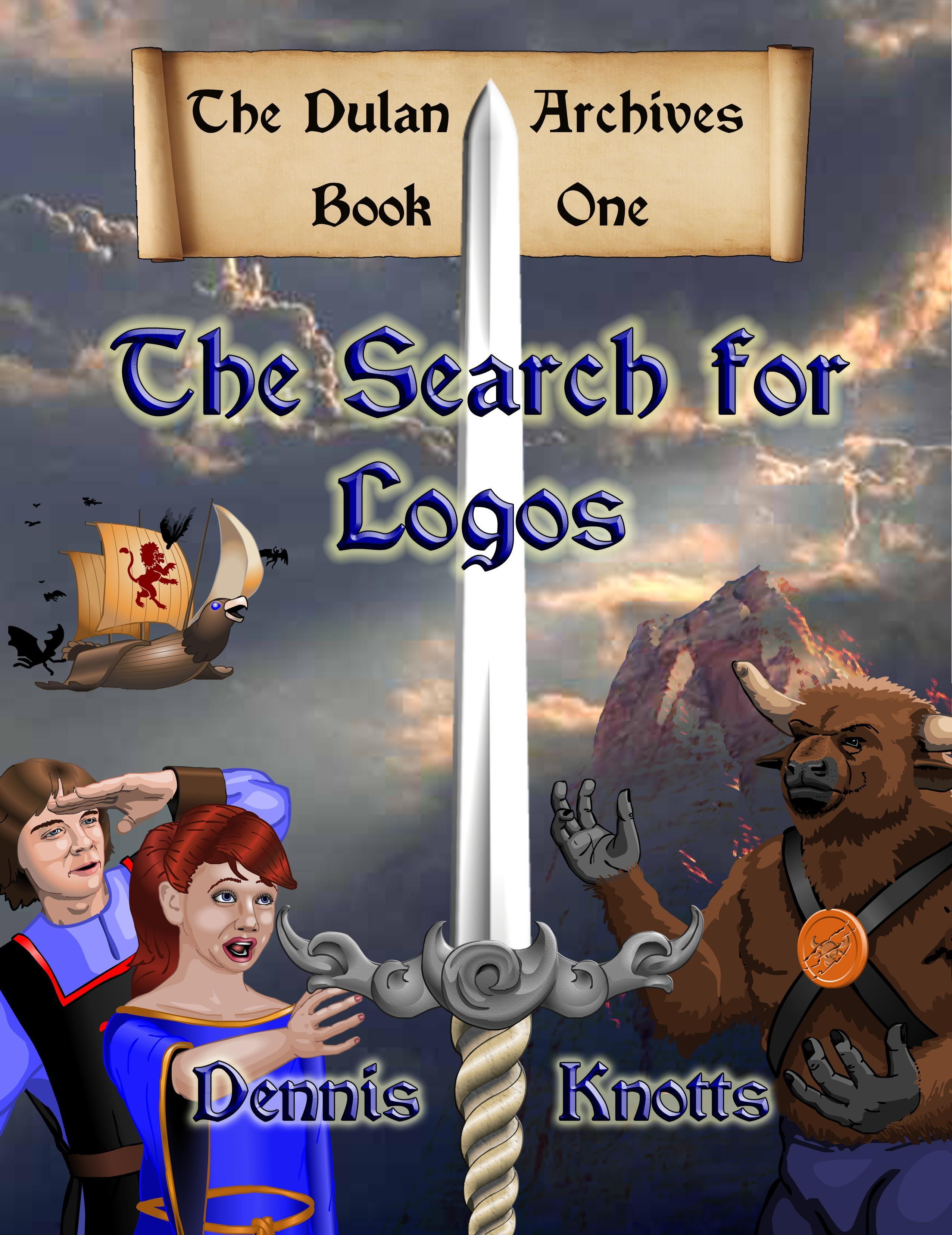 The Search for Logos: Book One of the Dulan Archives EB9781612047409