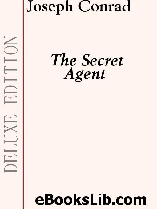 The Secret Agent EB9781554438150