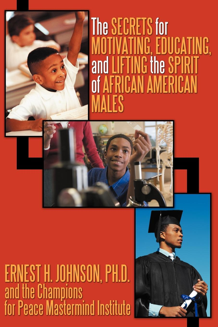 The Secrets for Motivating, Educating, and Lifting the Spirit of African American Males EB9781462046430