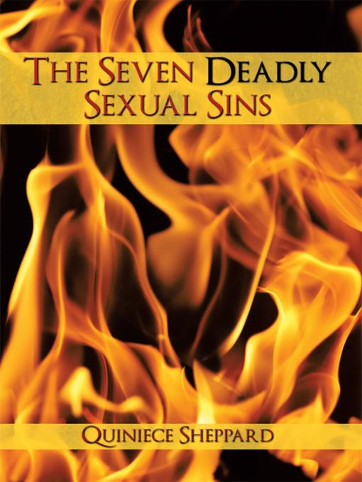 The Seven Deadly Sexual Sins EB9781438960210