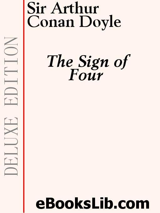 The Sign of Four EB9781554436514