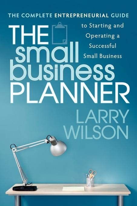 The Small Business Planner EB9781600379062