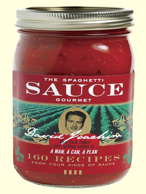The Spaghetti Sauce Gourmet EB9781616734008