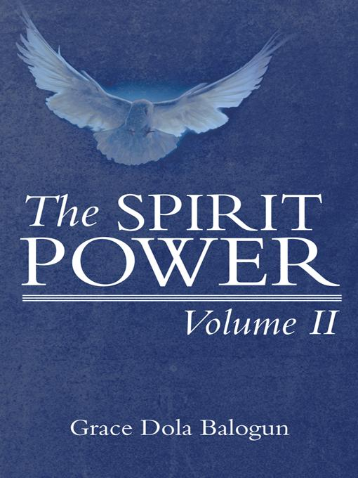 The Spirit Power Volume II EB9781452542034