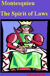 The Spirit of Laws EB9781412167857