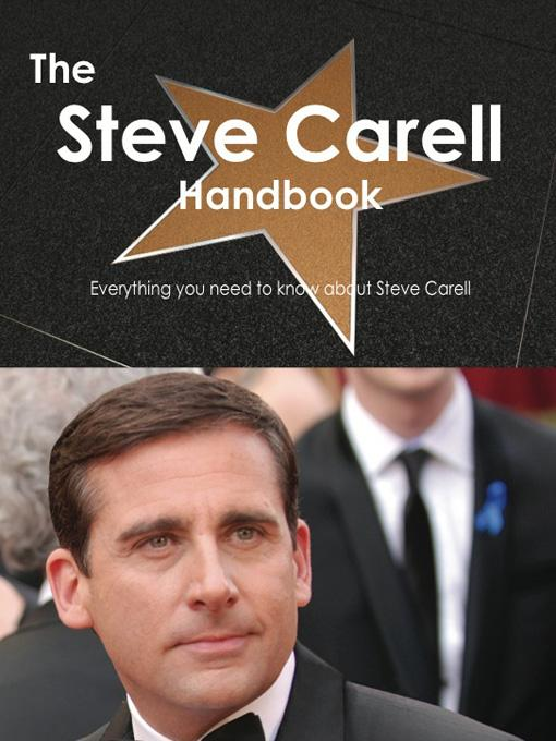The Steve Carell Handbook - Everything you need to know about Steve Carell EB9781743382592