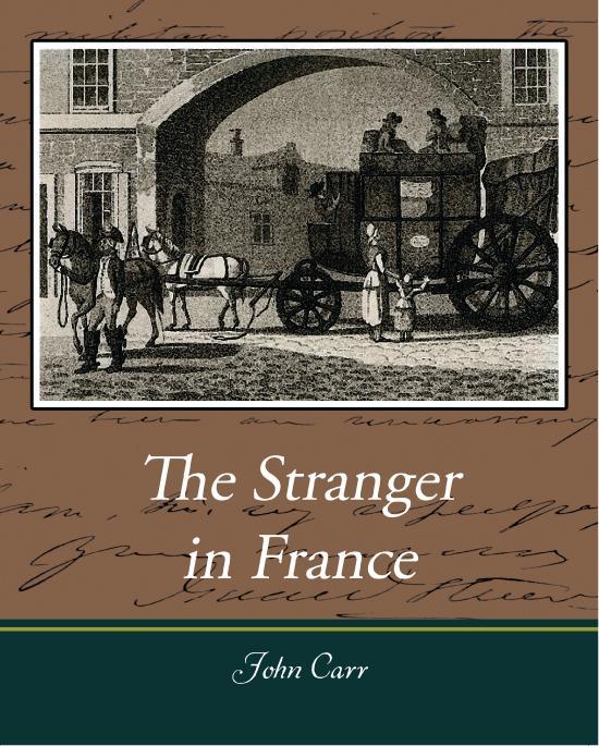 The Stranger in France EB9781438561394