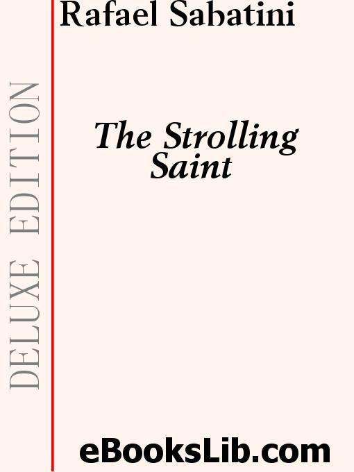 The Strolling Saint EB9781412189873
