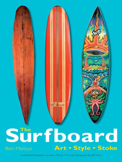 The Surfboard EB9781616731175