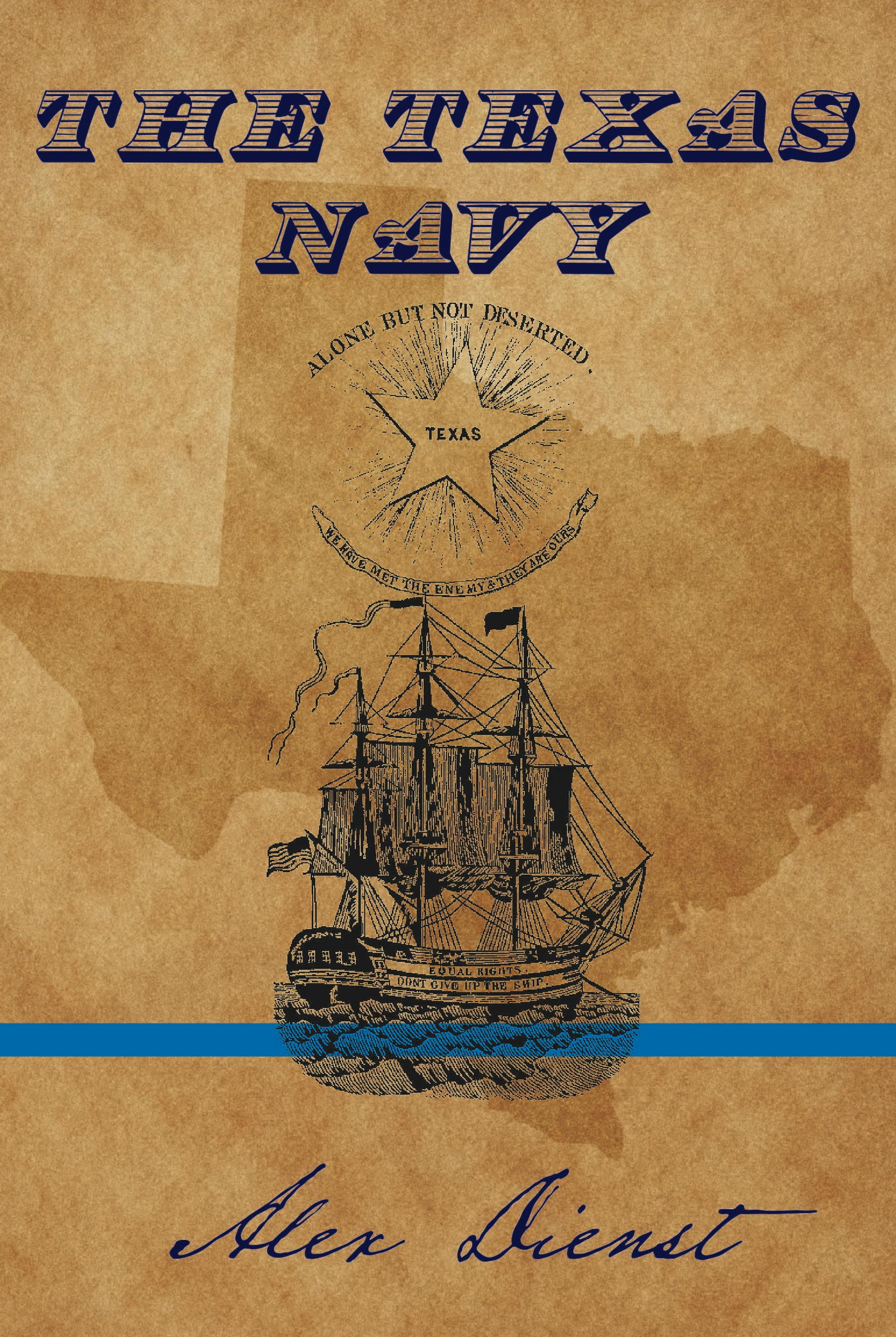 The Texas Navy EB9781611790092