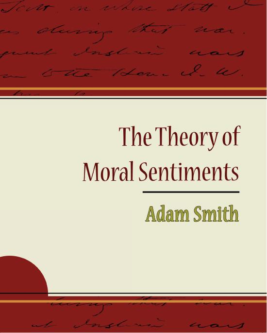 The Theory of Moral Sentiments - Adam Smith EB9781438557373