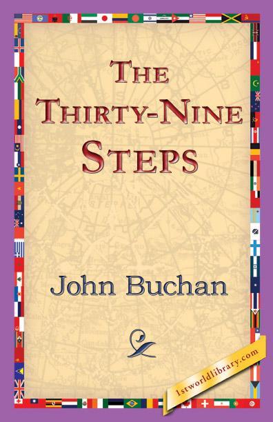 The Thirty-Nine Steps EB9781421825939
