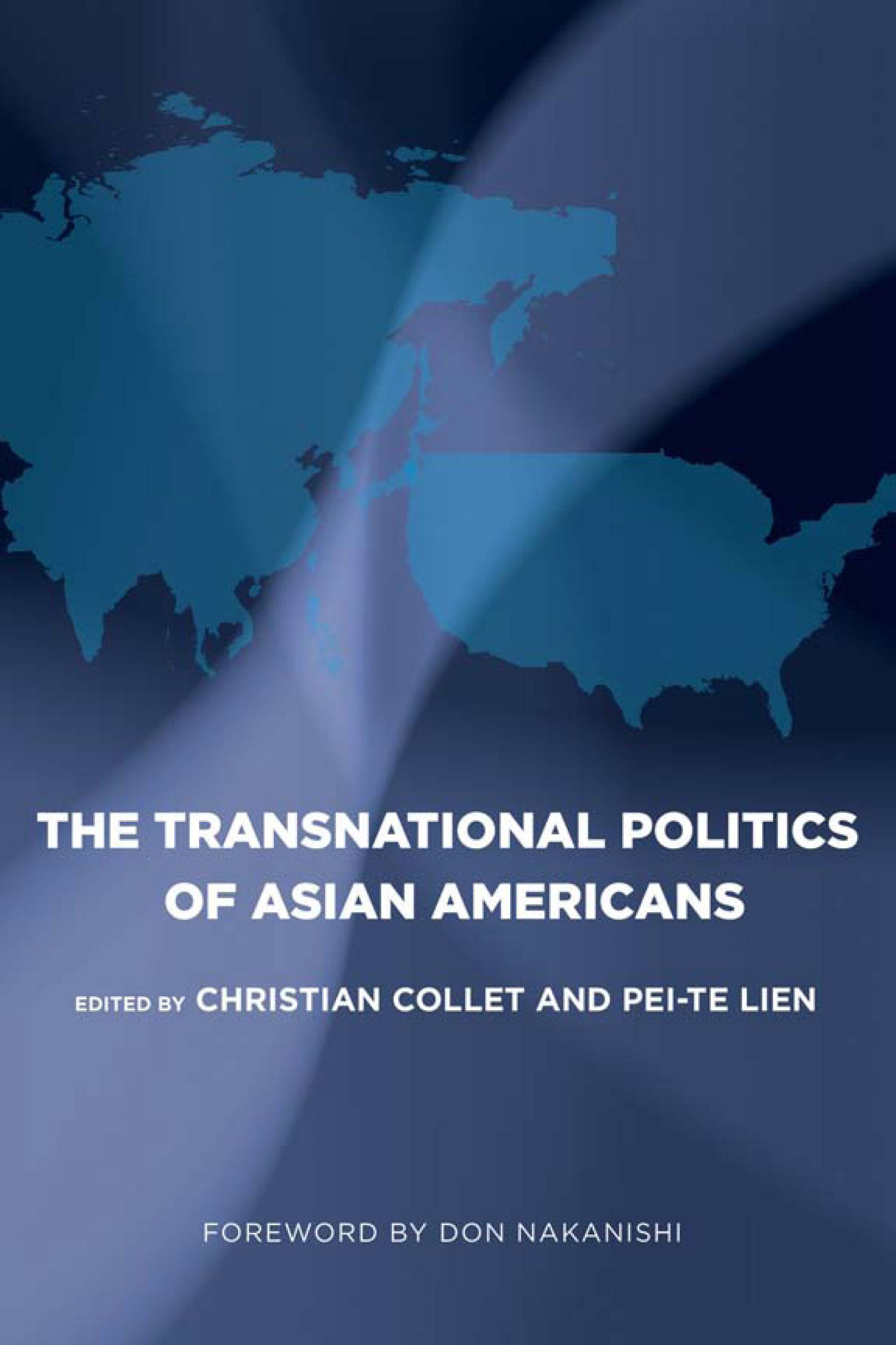 The Transnational Politics of Asian Americans EB9781592138623