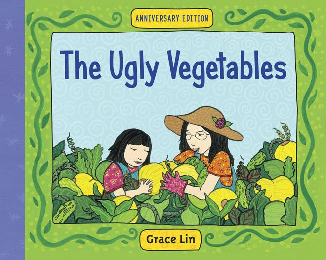 The Ugly Vegetables EB9781607340706