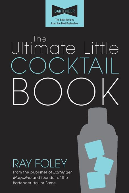 The Ultimate Little Cocktail Book EB9781402254109