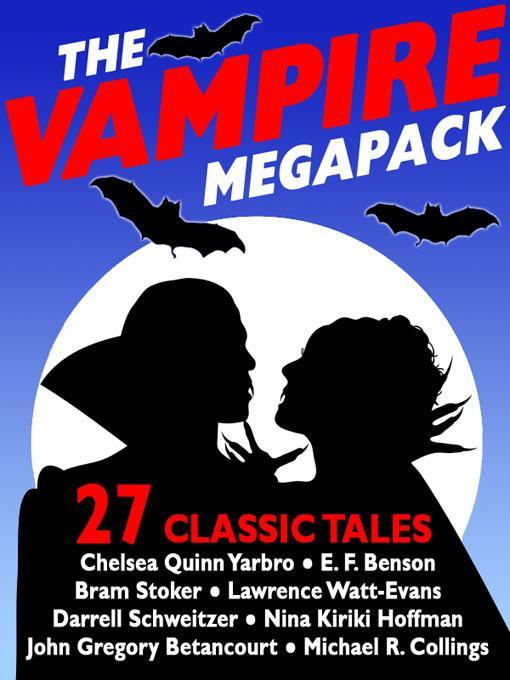 The Vampire Megapack EB9781434449078