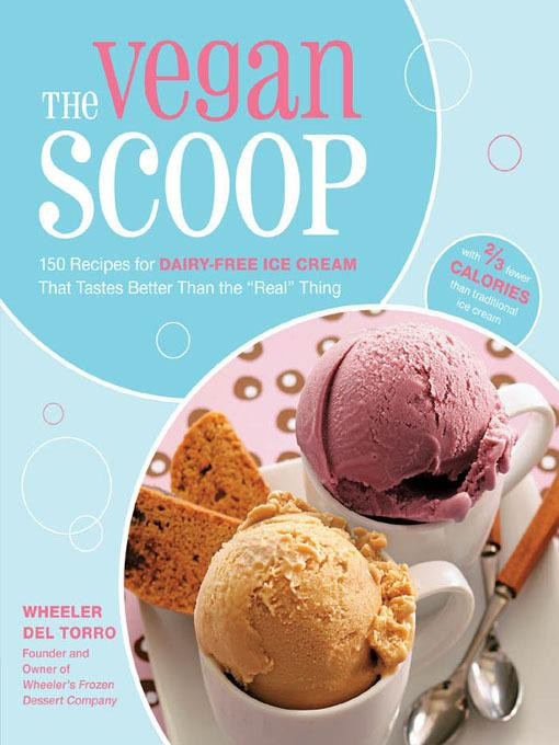 The Vegan Scoop EB9781616734558